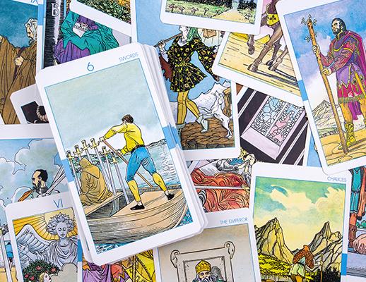 Tarot Regles Du Jeu De Carte Tarot